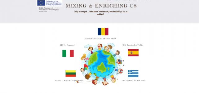 Erasmus+  &  Δραστηριότητες,   Ιστολόγια 2ου ΓεΛ